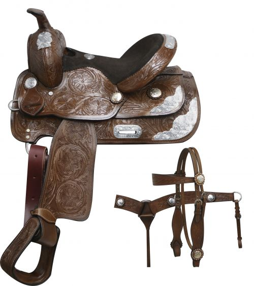 children's youth saddle